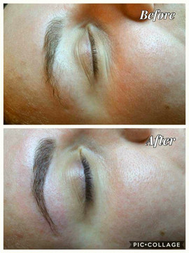 Eyebrows Tint