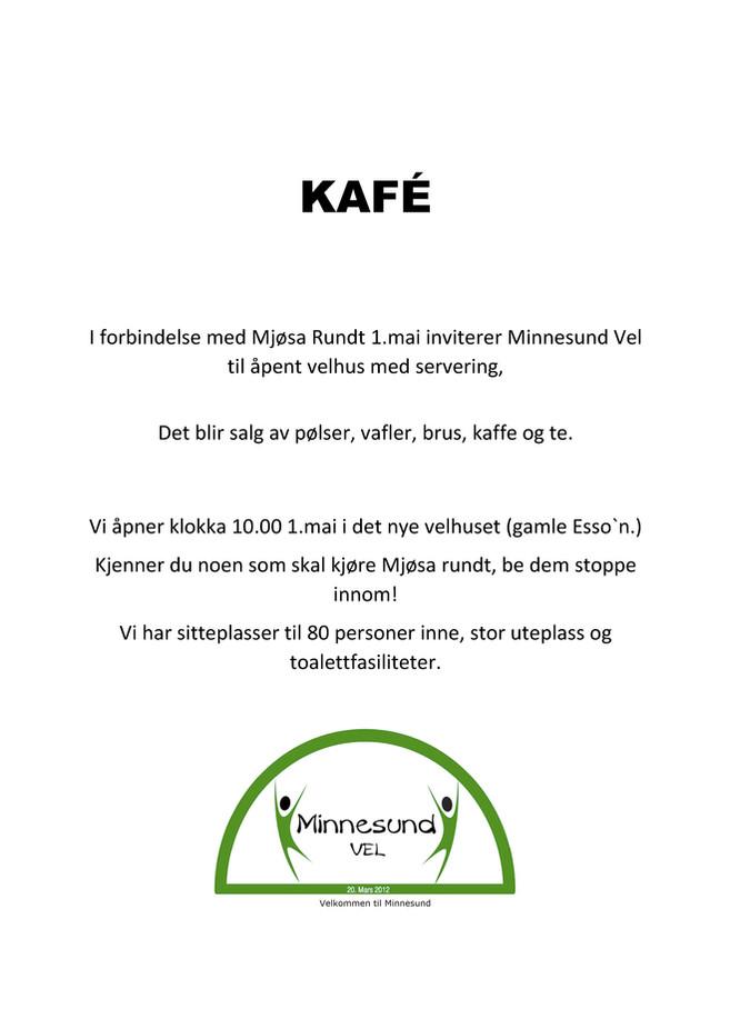 Kafé 1. mai