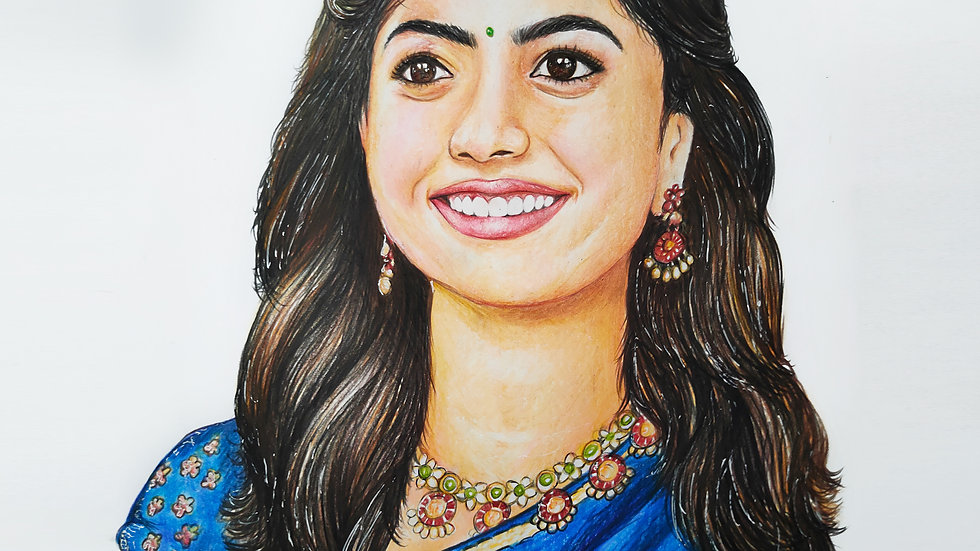 Color pencil Portraits