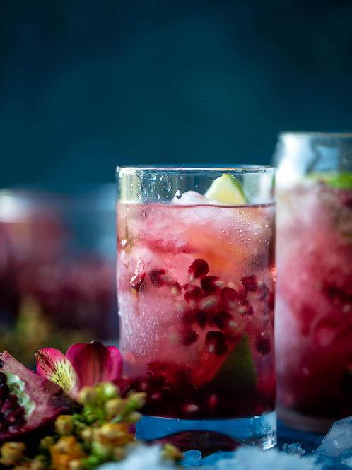 Pomegranate seduction