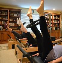 Pilates Routine