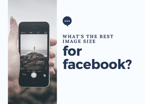 What Is The Best Image Size For Facebook Posts?