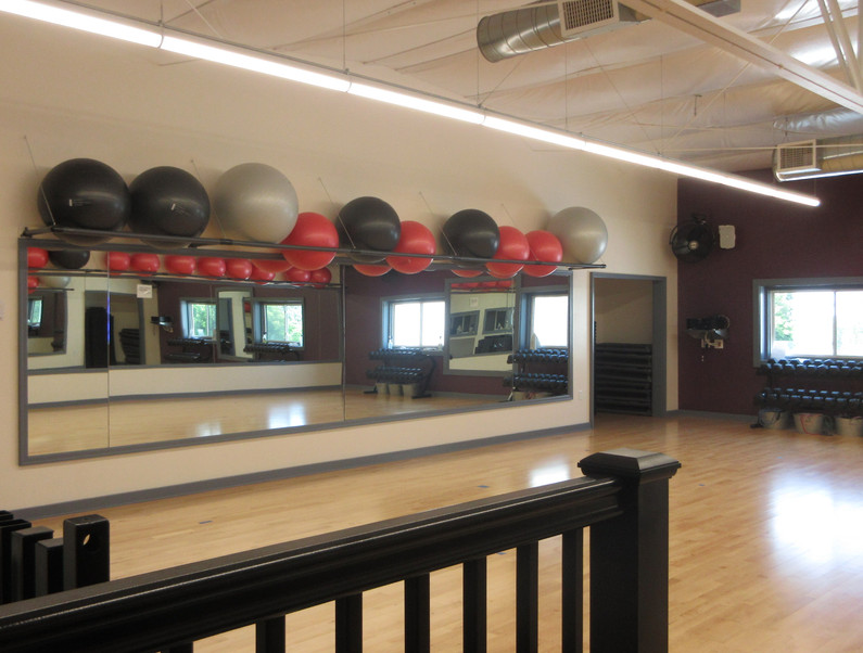 Group Fitness Room 1