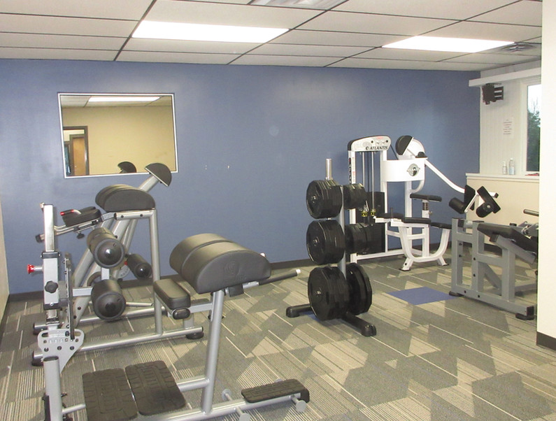 Specialty Equipment Room