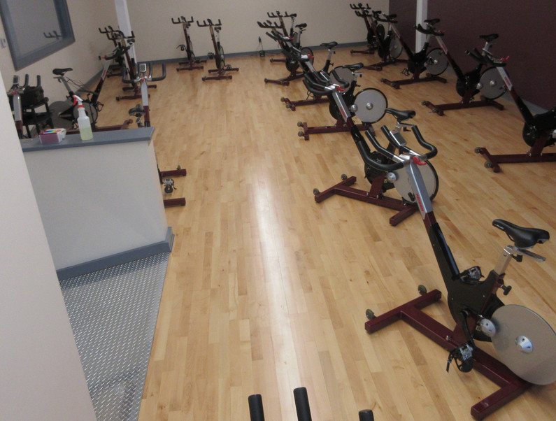 Group Fitness Cycle Room