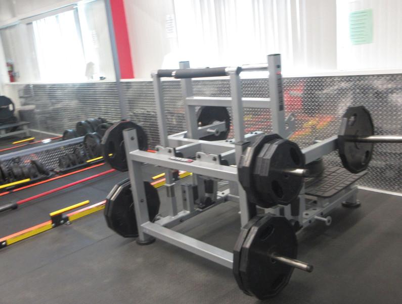 Belt Squat and Deadlift Platform