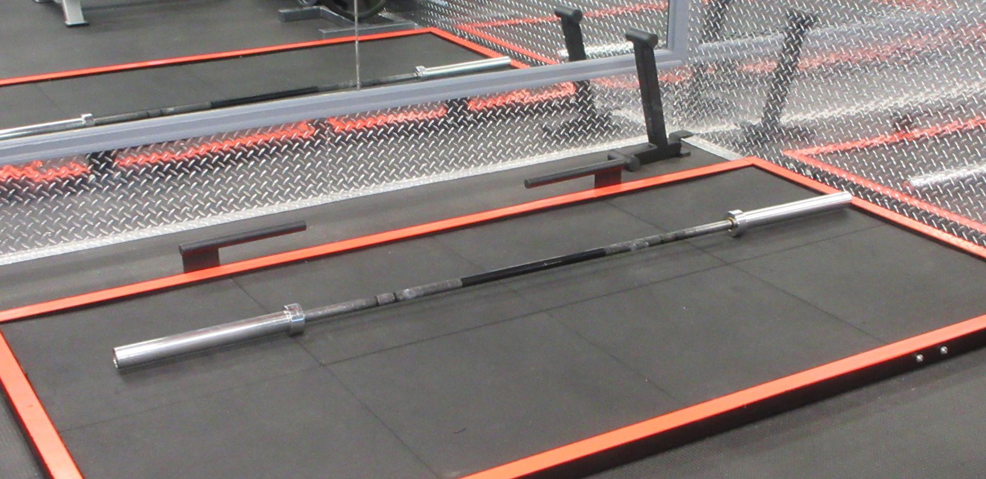 Deadlifting Platform