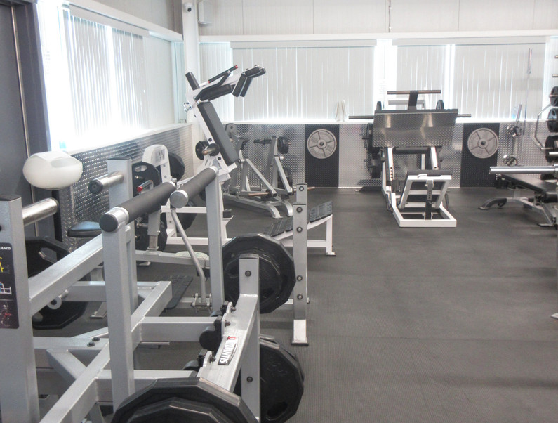 Free Weight Room Far Side