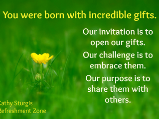 Purpose in Gifts
