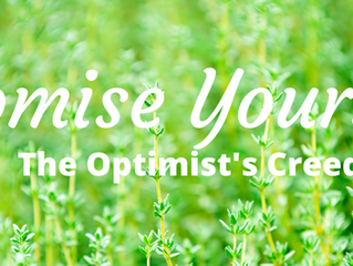 Fuel Your Optimism for Life & Leadership