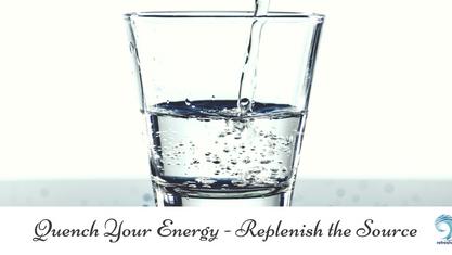 Replenish the Source