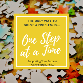 Problem Solving is Like a Puzzle