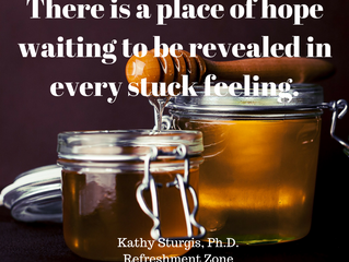 Finding Hope in Stuck