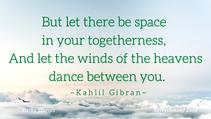 Let the Wind Dance Between You