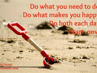 Priorities - Needs and Wants