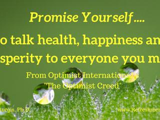 Talk Optimism