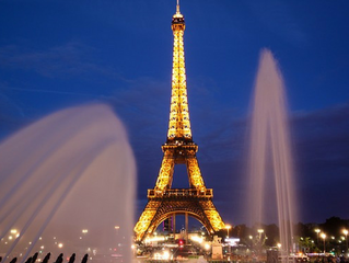 "Paris: Finding Comfort in the ""City of Lights"""