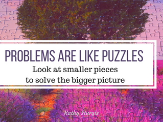 Problems Are Puzzles
