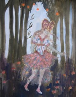 Alice in Botticelli Land