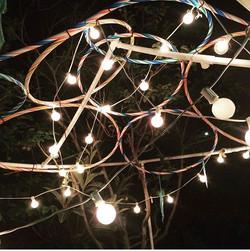 hoop lights