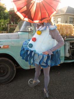 clown mock up