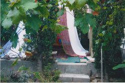 tent on location