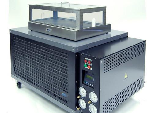 Plaques de test en température ESS