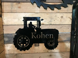 tractor name