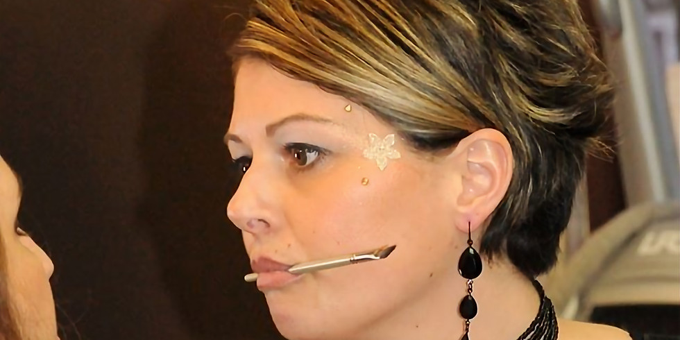 Stage make-up pour adolescentes