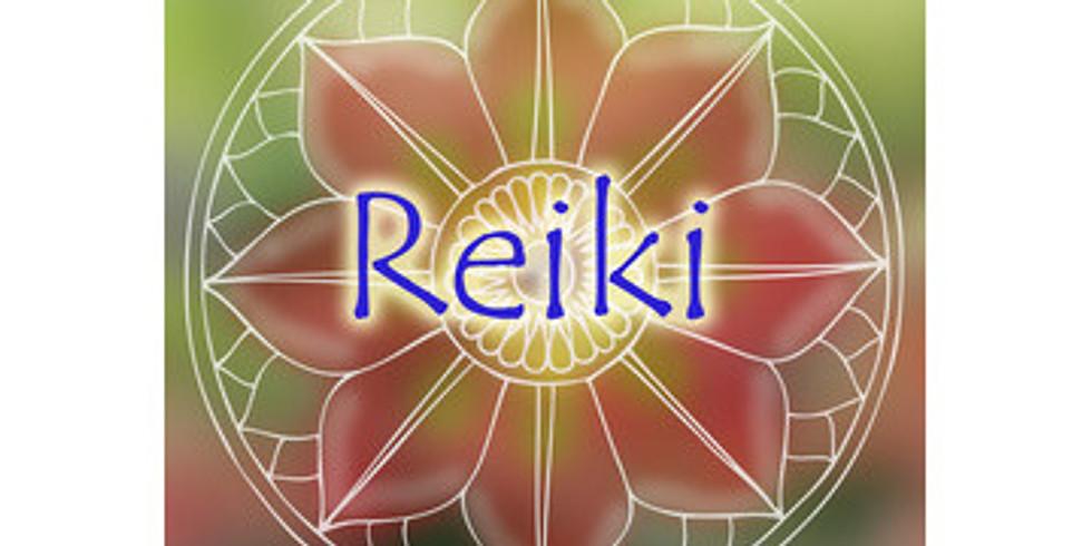 Reiki 2 ème degré ELARGI