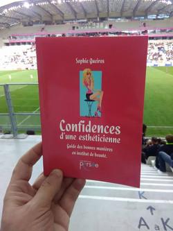 Confidences d'une esthéticienne