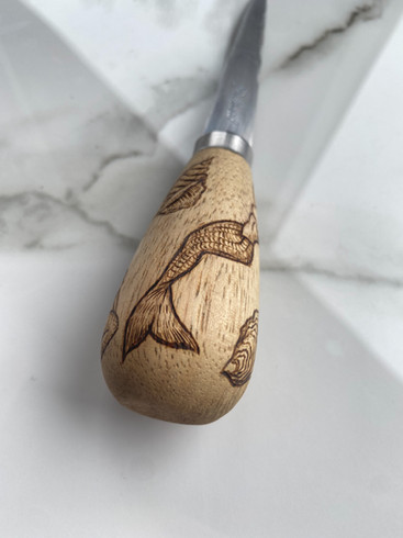 Oyster Shucking Knife Handle