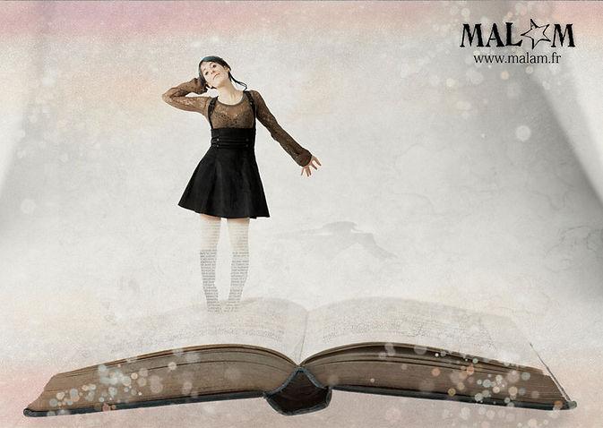 Malam, créatrice de vêtements et accessoires, mode originale créateur Made in France