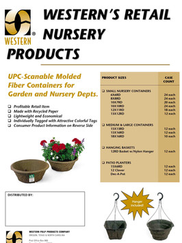 Available for Retail Nursery Products 16