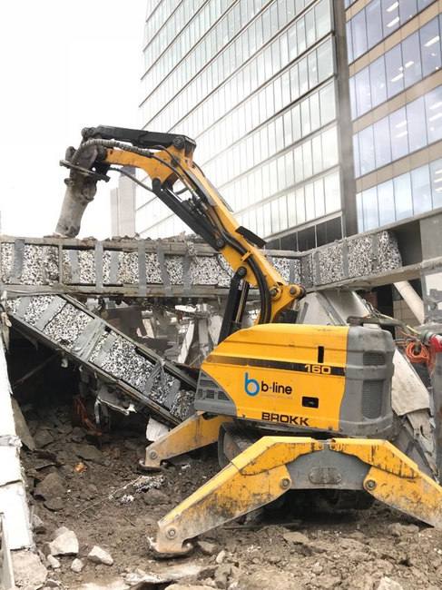 No Excuses When Operating A Brokk