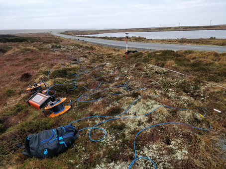 Isle of Lewis Geophysical Surveys