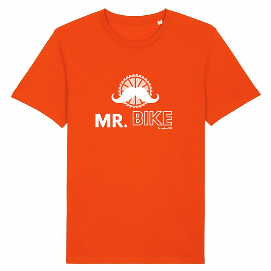 T-shirt premium COTON BIO - MR BIKE