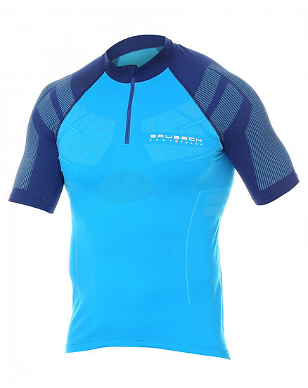 Maillot BRUBECK vélo Homme