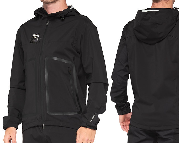 100% TEXTILE/PROTECTION - Parka HYDROMATIC Lightweight Waterproof