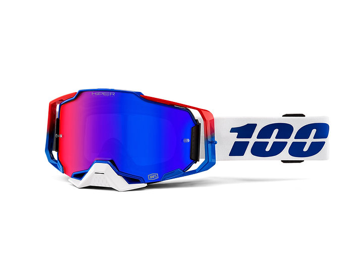 100% MASQUES Masque ARMEGA Atmos Mirror Genesis Lens