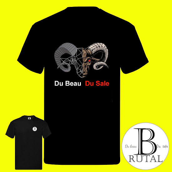 T-shirt Brutal PURE by Yoda