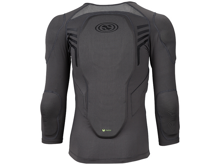 Gilet de protection iXS Flow grey