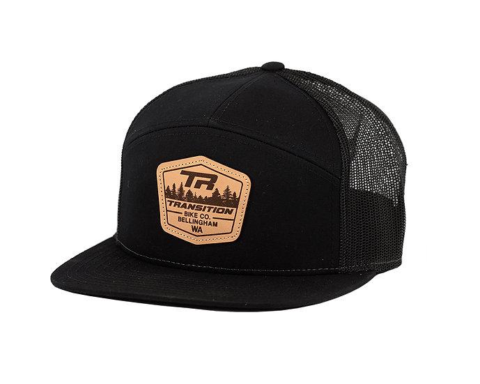 TRANSITION COMPOSANTS - Casquette 7 Panel Trucker Hat