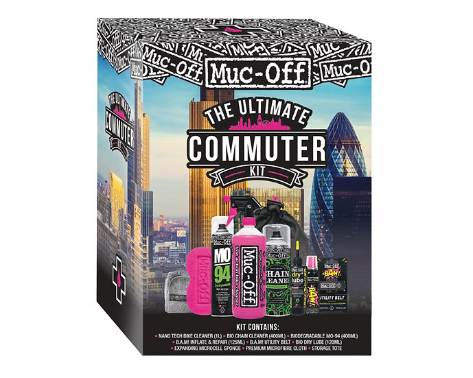 MUC-OFF - Muc Off Ultimate Commuter Kit