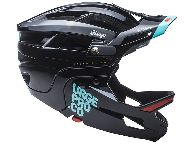 Casque Modulable Enduro Leatt Gringo de la Pampa Noir