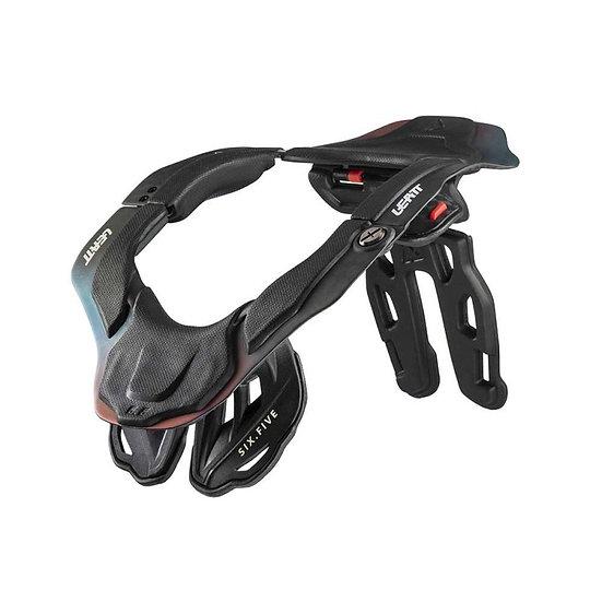 Tour de cou Leatt Brace DBX 6.5 S/M uniquement carbone/hologram