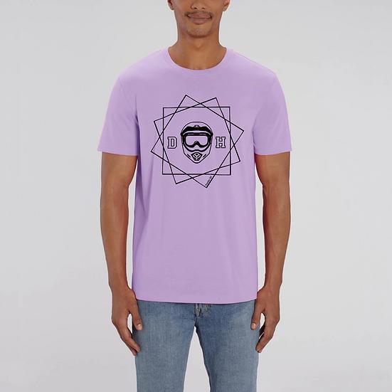 T-shirt premium COTON BIO - DH NOIR