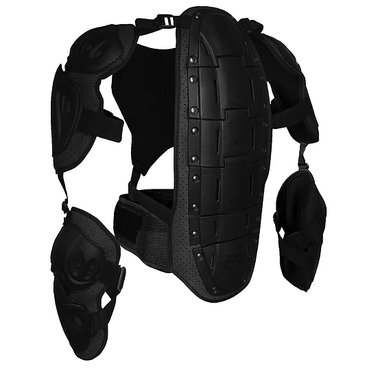 Gilet de protection iXS Assault Evo black
