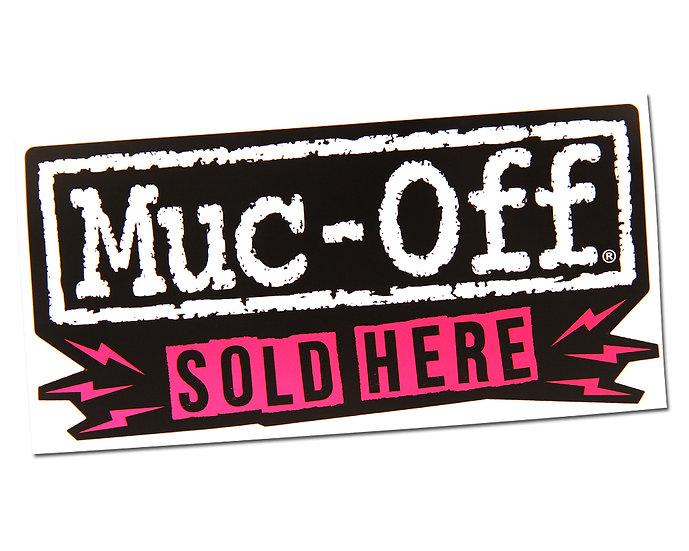 Sticker MUC-OFF