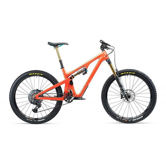 Yeti enduro SB140 T-series L orange (cadre + kit T2 ) 2020